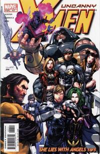 Cover Thumbnail for The Uncanny X-Men (Marvel, 1981 series) #437 [Direct Edition]