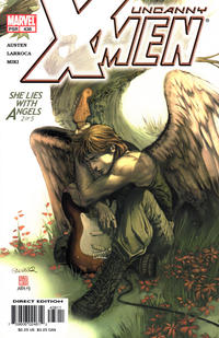 Cover Thumbnail for The Uncanny X-Men (Marvel, 1981 series) #438 [Direct Edition]
