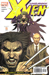 Cover Thumbnail for The Uncanny X-Men (Marvel, 1981 series) #443 [Direct Edition]