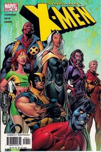 Cover Thumbnail for The Uncanny X-Men (Marvel, 1981 series) #445 [Direct Edition]