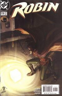 Cover Thumbnail for Robin (DC, 1993 series) #116
