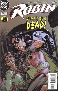 Cover Thumbnail for Robin (DC, 1993 series) #122