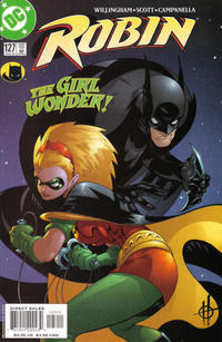 Cover Thumbnail for Robin (DC, 1993 series) #127 [Direct Sales]