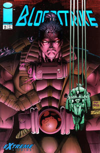 Cover Thumbnail for Bloodstrike (Image, 1993 series) #6