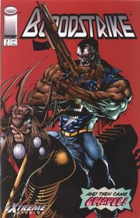 Cover Thumbnail for Bloodstrike (Image, 1993 series) #7