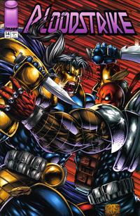 Cover Thumbnail for Bloodstrike (Image, 1993 series) #14