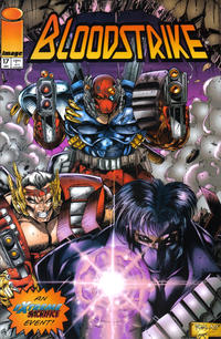 Cover Thumbnail for Bloodstrike (Image, 1993 series) #17