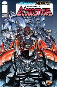 Cover Thumbnail for Bloodstrike (Image, 1993 series) #19