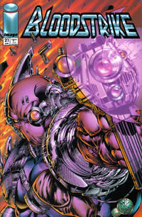 Cover Thumbnail for Bloodstrike (Image, 1993 series) #21