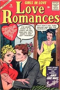 Cover Thumbnail for Love Romances (Marvel, 1949 series) #78