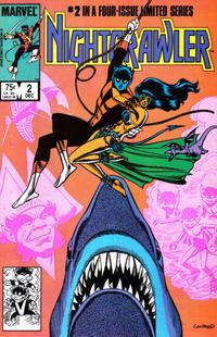 Cover Thumbnail for Nightcrawler (Marvel, 1985 series) #2 [Direct]