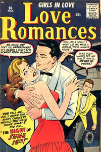 Cover Thumbnail for Love Romances (Marvel, 1949 series) #86