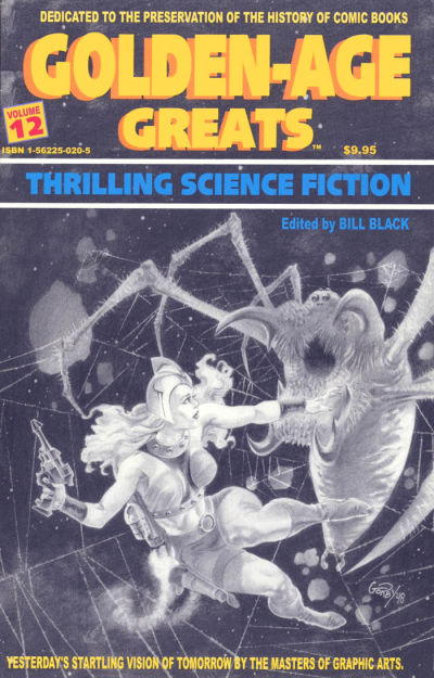 Cover for Golden-Age Greats (AC, 1994 series) #12