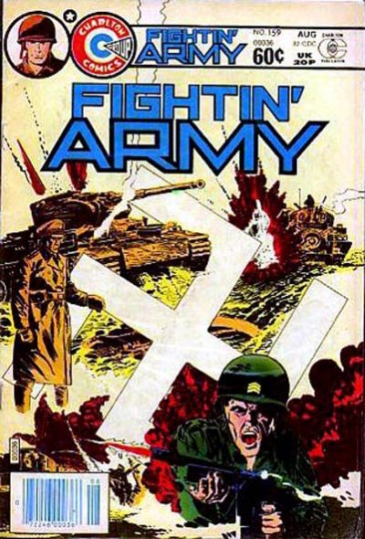 Cover for Fightin' Army (Charlton, 1956 series) #159