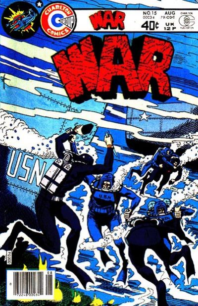 Cover for War (Charlton, 1975 series) #15