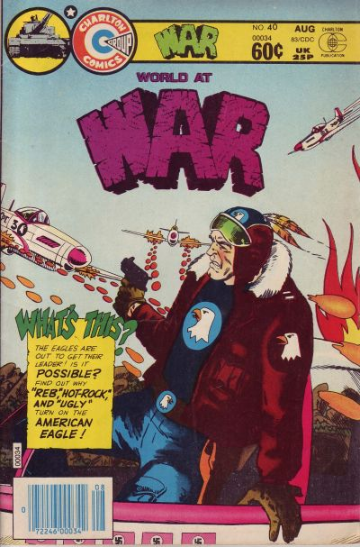 Cover for War (Charlton, 1975 series) #40
