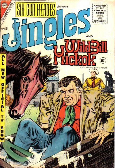 Cover for Six-Gun Heroes (Charlton, 1954 series) #40