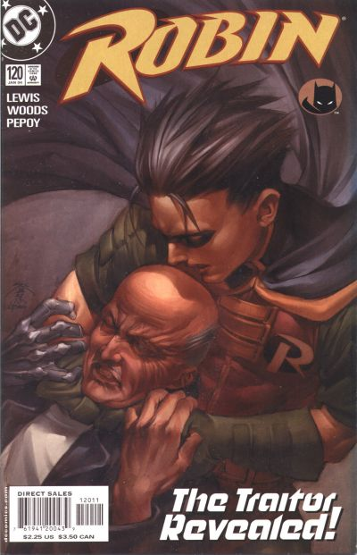 Cover for Robin (DC, 1993 series) #120