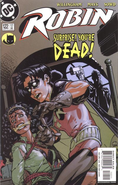 Cover for Robin (DC, 1993 series) #122