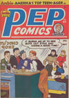 Cover for Pep Comics (Archie, 1940 series) #67