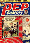 Cover for Pep Comics (Archie, 1940 series) #72