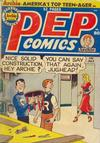 Cover for Pep Comics (Archie, 1940 series) #80