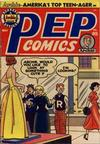 Cover for Pep Comics (Archie, 1940 series) #85