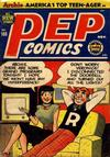 Cover for Pep Comics (Archie, 1940 series) #100