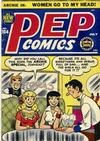 Cover for Pep Comics (Archie, 1940 series) #104