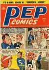 Cover for Pep Comics (Archie, 1940 series) #105