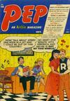 Cover for Pep Comics (Archie, 1940 series) #106