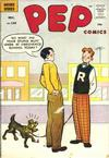 Cover for Pep Comics (Archie, 1940 series) #136