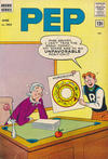 Cover for Pep (Archie, 1960 series) #163