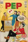 Cover for Pep (Archie, 1960 series) #166