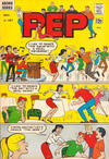 Cover for Pep (Archie, 1960 series) #187