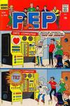 Cover for Pep (Archie, 1960 series) #208