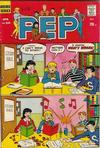 Cover for Pep (Archie, 1960 series) #216