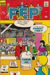 Cover for Pep (Archie, 1960 series) #252