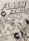 Cover for Flash Comics [ashcan] (Fawcett, 1940 series) #1