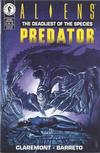 Cover for Aliens / Predator: The Deadliest of the Species (Dark Horse, 1993 series) #5