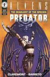 Cover for Aliens / Predator: The Deadliest of the Species (Dark Horse, 1993 series) #10