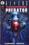 Cover for Aliens / Predator: The Deadliest of the Species (Dark Horse, 1993 series) #12
