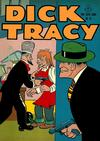 Cover for Four Color (Dell, 1942 series) #96 - Dick Tracy