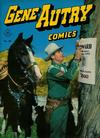 Cover for Four Color (Dell, 1942 series) #100 - Gene Autry Comics