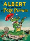 Cover for Four Color (Dell, 1942 series) #105 - Albert the Alligator and Pogo Possum