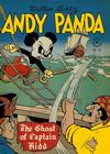 Cover for Four Color (Dell, 1942 series) #154 - Walter Lantz Andy Panda