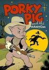 Cover for Four Color (Dell, 1942 series) #156 - Porky Pig and the Phantom