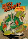 Cover for Four Color (Dell, 1942 series) #187 - Bugs Bunny and the Dreadful Dragon