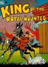 Cover for Four Color (Dell, 1942 series) #207 - King of the Royal Mounted