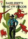 Cover for Four Color (Dell, 1942 series) #222 - Zane Grey's West of the Pecos